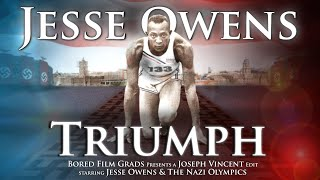 Jesse Owens - Triumph
