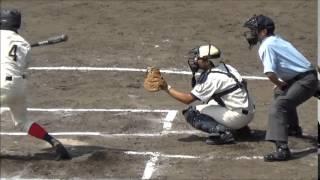 平成27年度岩槻高校野球部秋季大会 地区代表決定戦 対大宮西高校