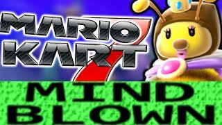 How Mario Kart 7 is Mind Blowing! (Ft. TetraBitGaming)