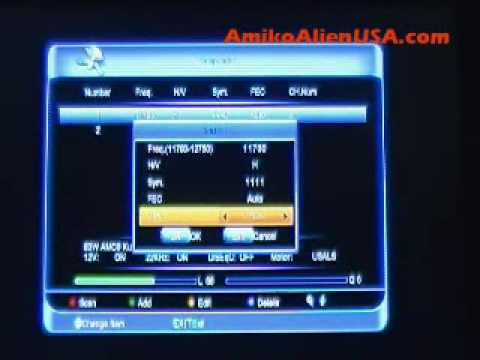 How to load Enigma2 & use Amiko Alien duel boot arkwars ru