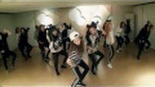 4minute crazy dance practice mirror slow