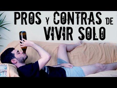 PROS y CONTRAS de VIVIR SOLO | Antón LoFer
