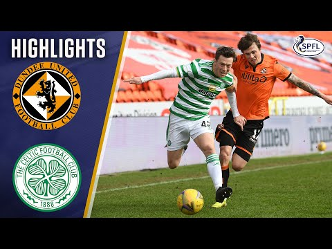 Dundee Utd Celtic Goals And Highlights