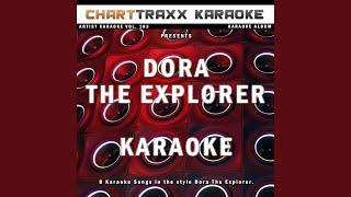 Back Pack (Karaoke Version In the Style of Dora The Explorer)