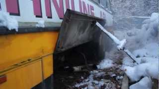 Ikarus 260.01 cold start after many years