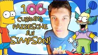 100 curiosità PAZZESCHE sui SIMPSON