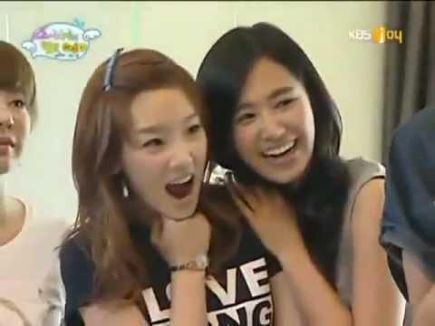 SNSD少女時代Girls' Generation My Child童話 自製MV Hello Baby