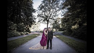 Cinematic Walima Trailer of our stunning couple Humera & Mohammed