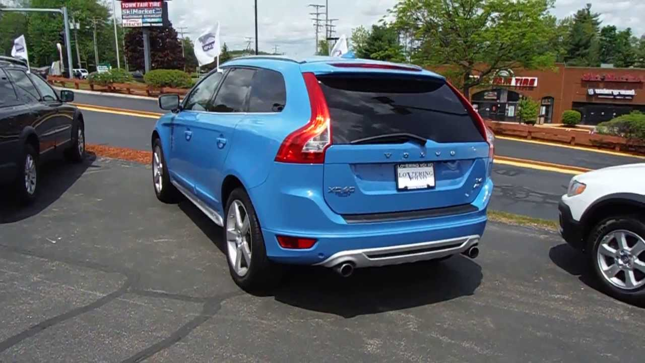 2013 volvo xc60 t6 r design awd walkaround overview youtube. Black Bedroom Furniture Sets. Home Design Ideas