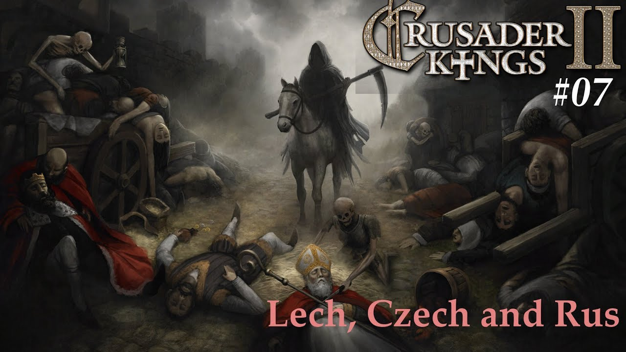 Let's Play Crusader Kings 2 - Lech, Czech and Rus S02 07 audio issues
