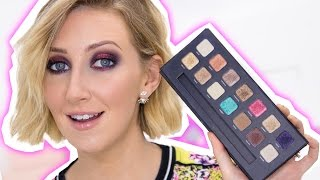 I'M OBSESSED WITH THIS EYESHADOW PALETTE | Sharon Farrell