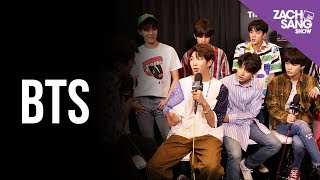 For More Interviews, Subscribe ▻▻ http://bit.ly/29PqCNm We caught up with BTS backstage at the Billboard Music Awards! Listen to the Podcast ...