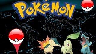NUEVO Juego de Pokemon en Google Maps [2016I Free HD Video