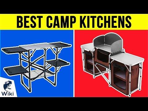 10 Best Camp Kitchens 2019