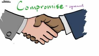 Compromise Definition For Kids