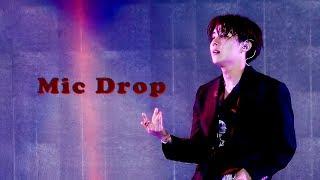 190811 Mic Drop  방탄소년단 제이홉 직캠 @ 2019 롯데패밀리콘서트  BTS j-hope FOCUS FANCAM 4K