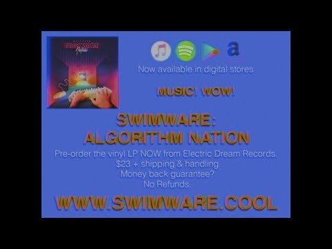 Swimware - Algorithm Nation - AVAILABLE NOW!