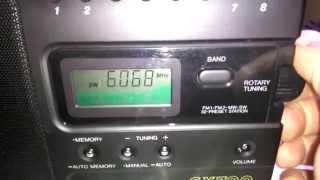 Test für Ebay : Panasonic GX 700 RF - 3700 Transistorradio