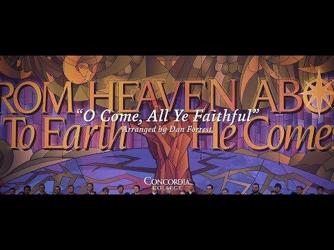 O Come, All Ye Faithful - Concordia Christmas Concerts