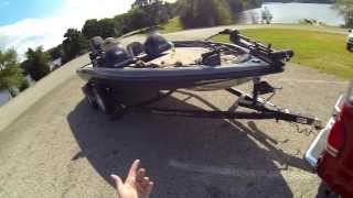 BOAT TOUR OF MY 2004 RANGER 185 VS~GOPRO HATCAM