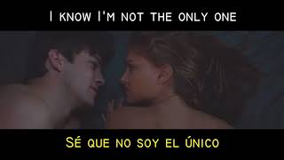 I'm Not The Only One - Sam Smith | LYRIC VIDEO - Traducido a Español
