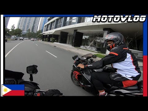 First time on the Highway - with Joe Devance - Motovlog