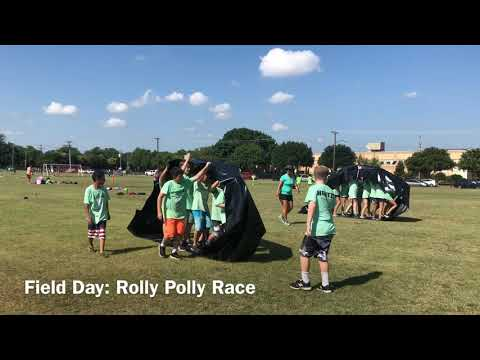 Field Day: Rolly Polly