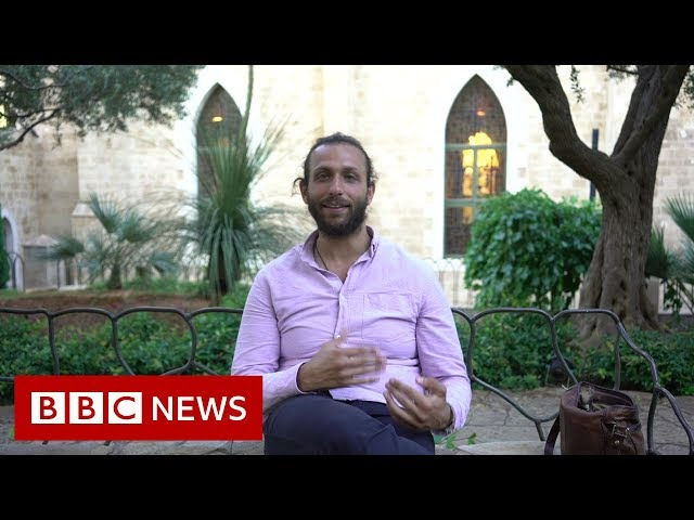Lebanon's atheists on losing their religion - BBC News