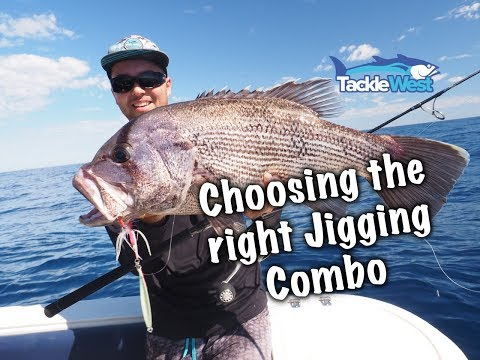 DEMERSAL JIGGING - Choosing The Right Combo With Tackle West