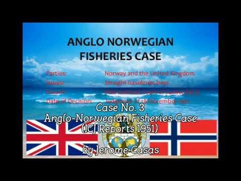 Anglo-Norwegian Fisheries (Jerome Casas)