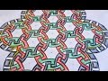 HoneyCombs Patterns ❉ How To Draw | DearingDraws