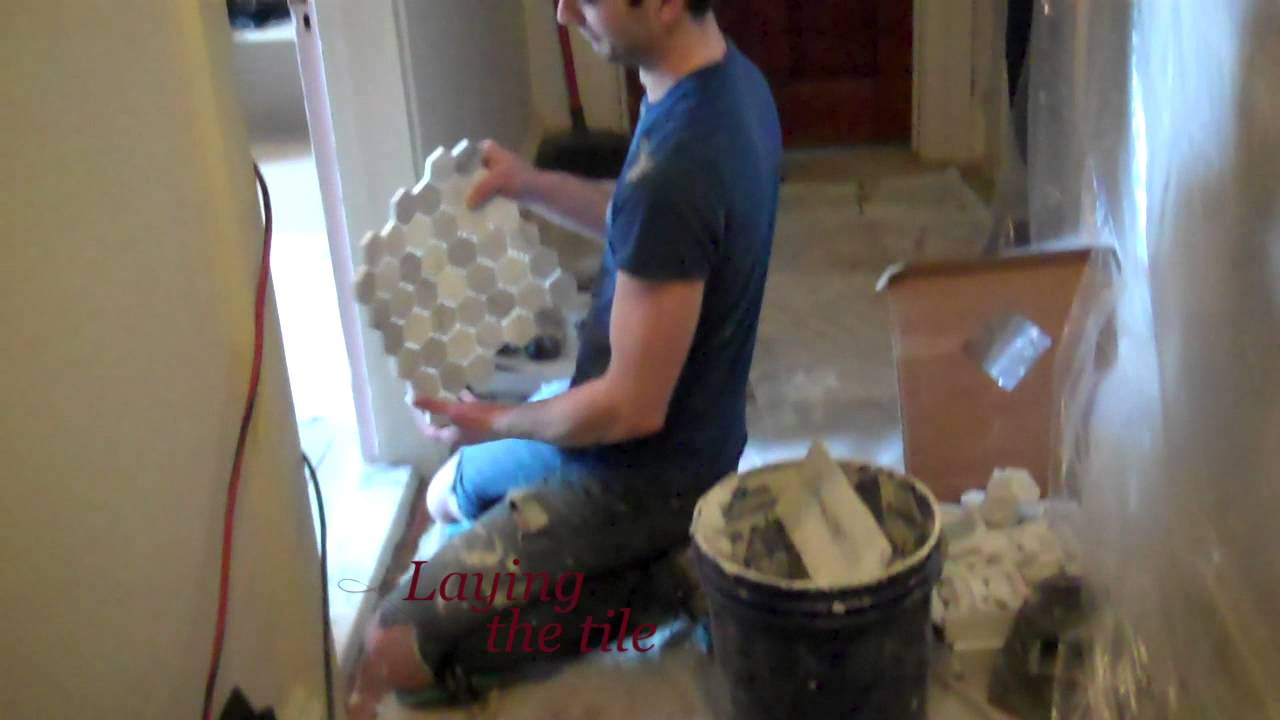 Remodeled Victorian Bathrooms victorian bathroom remodel - youtube