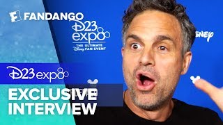 Avengers: Infinity War Trailer Reactions from the Cast | D23 Expo 2017