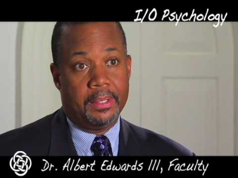 Industrial / Organizational Psychology