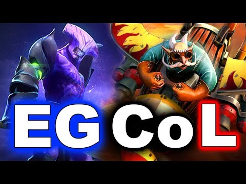 EG vs CoL - NA GRAND FINAL - EPICENTER XL MAJOR DOTA 2