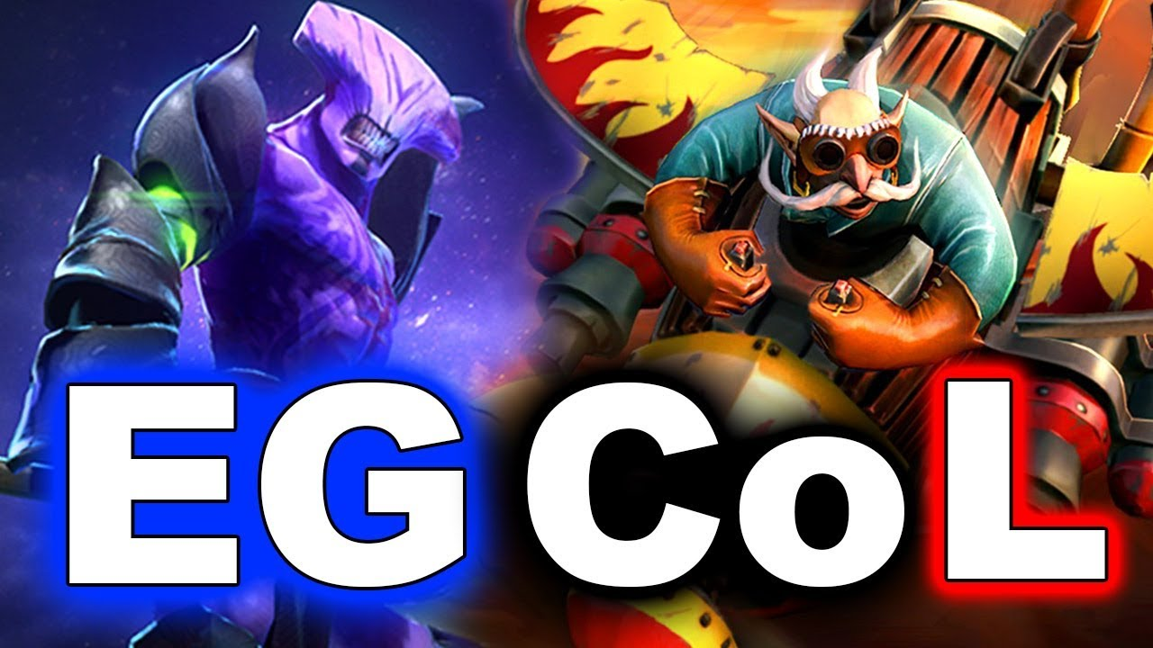 EG vs CoL - NA GRAND FINAL - EPICENTER XL MAJOR DOTA 2
