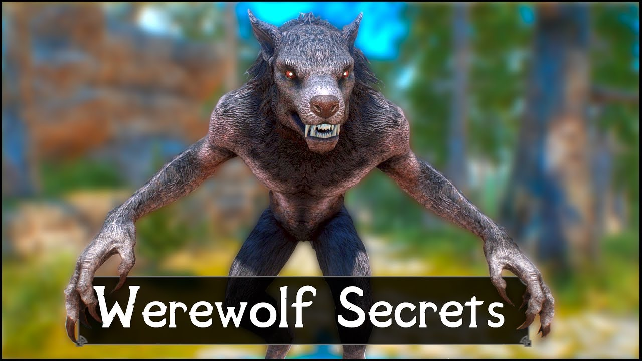 Skyrim: 5 Things They Never Told You About Werewolves thumbnail