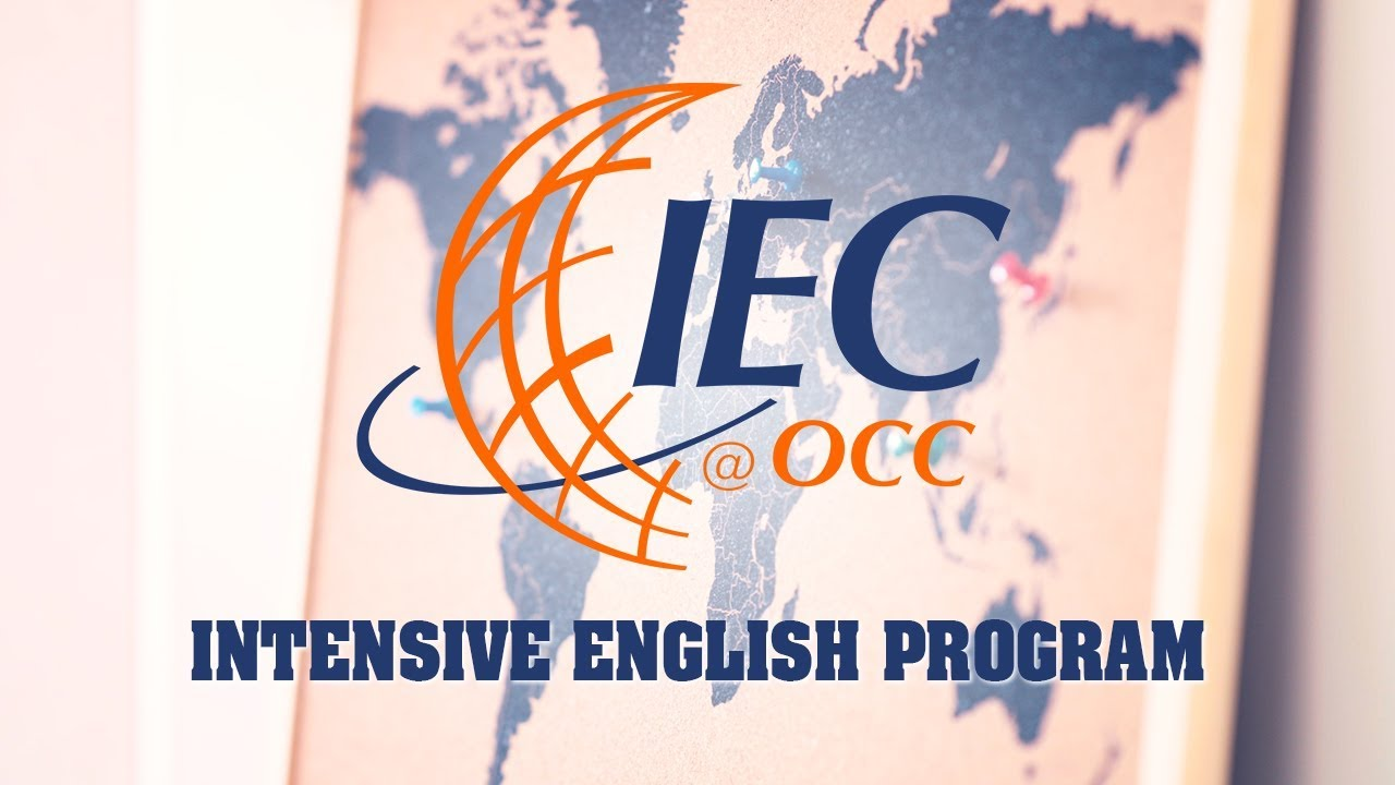 Occ Schedule Of Classes Summer 2020.Iec Occ Intensive English Program