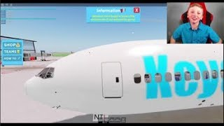 ROBLOX Keyon Air Flight Simulator Part 6 by Roryoi 09