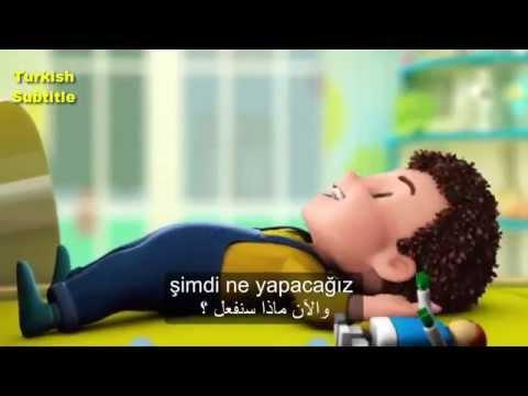 تعليم التركي بسهولة مقاطع الأطفال جان مترجم عربي تركي الحلقة