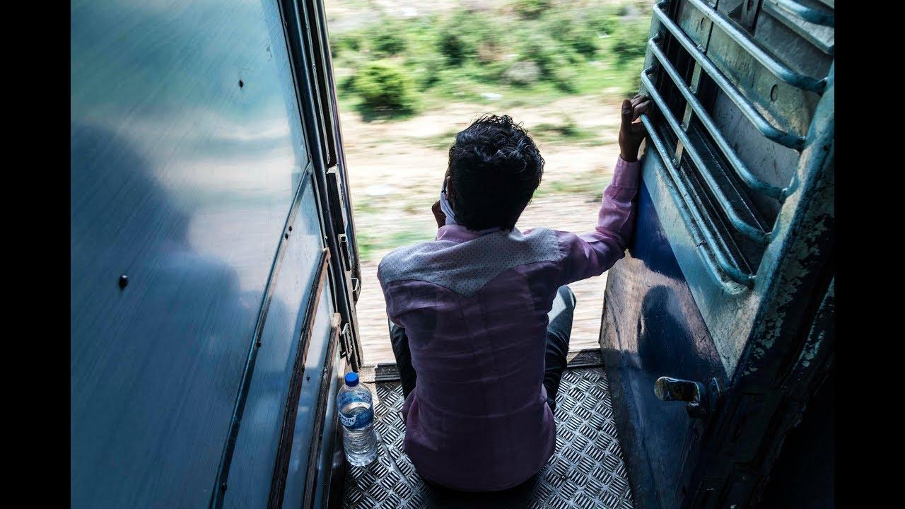 Richtung Freiheit - ein Reise Poesie Film über Indien