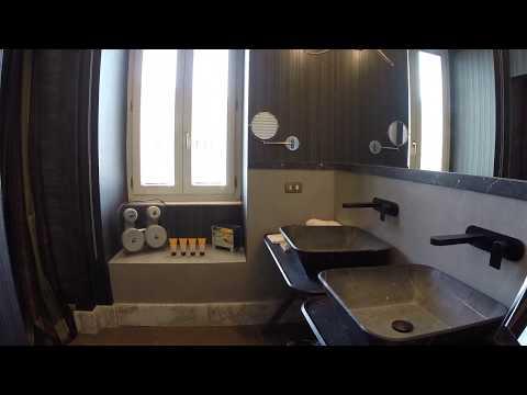 Palazzo Manfredi Room Tour / Review - Ludus Magnus Suite - Rome, Italy