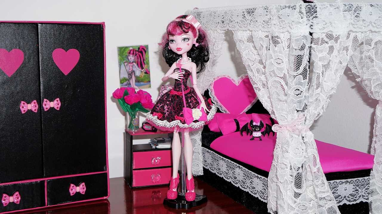 100+ [ Monster High Bedroom Decorating Ideas ] | Where Can I Get A ...