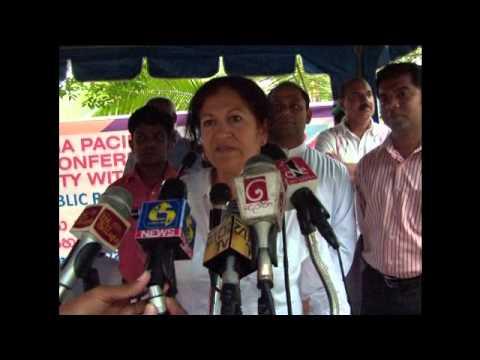 ICAP Asia Pacific 2012 Public Event