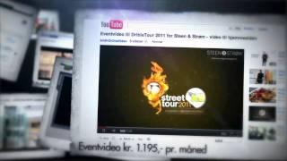 .kinth videoproduktion - Grafikvideo til hjemmesiden fra kinth