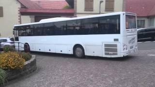 Un bus scolaire régulièrement en difficulté à Ernolsheim sur Bruche