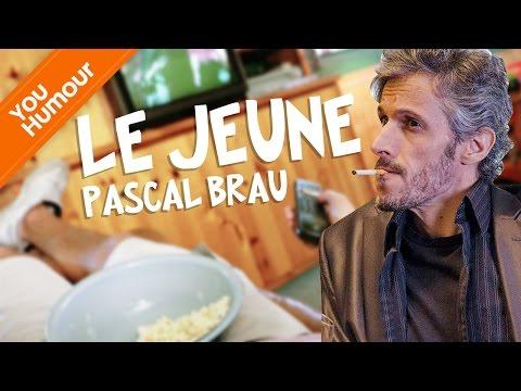 Pascal BRAU, Le jeune