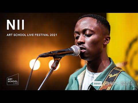 Nii - Art School Live Festival 2021 (Full Set - 4K)