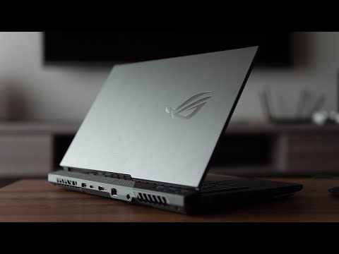 2021 Asus Strix G15 Review G513Q   Desktop hardware in a laptop