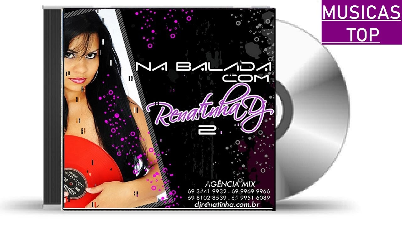 Na Balada  Renatinha Dj   Volume 02